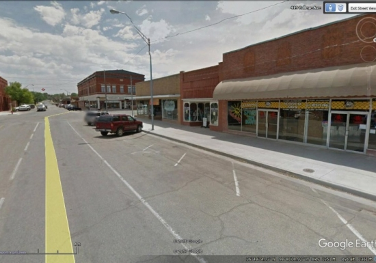 City of Alva Downtown Sidewalks T21