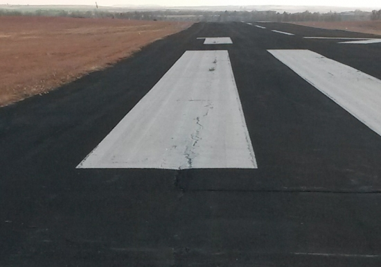 Rehabilitation and Overlay of Runway 17/35