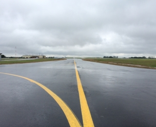 Taxiway Reconstruction near Runway 35