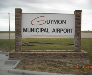 Construction of Guymon Airport Terminal