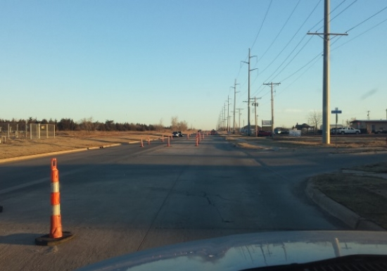 PC-0332 - Paving and Drainage Improvements Eastern Avenue from the Moore City Limits to I-240
